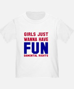 Girls want fundamental rights T