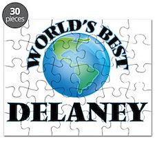 World's Best Delaney Puzzle