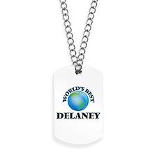World's Best Delaney Dog Tags