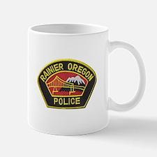 Ranier Police Mugs