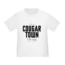 It's a Cougar Town Thing Infant/T