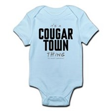 It's a Cougar Town Thing Infant Bodysuit