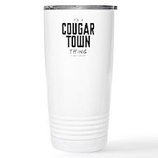 It's a Cougar Town Thing Travel Mug