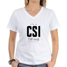 It's a CSI Thing Shirt