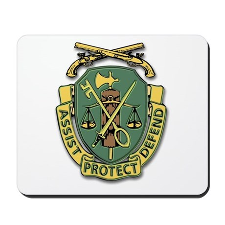Military Police Corps Mousepad