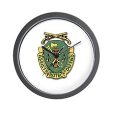 Military Police Corps Wall Clock