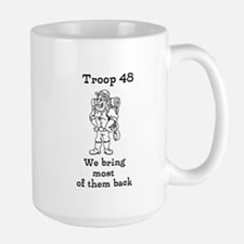 Bring Most Back Mug Mugs