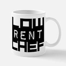 LRC Black Logo Mugs