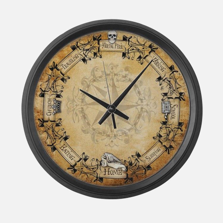 Fantasy Clocks | Fantasy Wall Clocks | Large, Modern, Kitchen Clocks