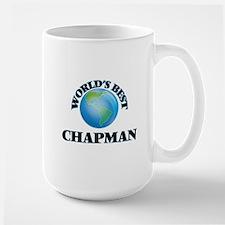 World's Best Chapman Mugs