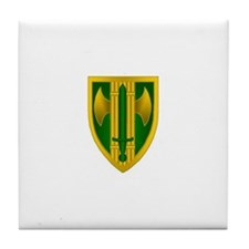 18th MP BDE Tile Coaster