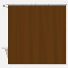 Solid Brown Shower Curtains   Solid Brown Fabric Shower Curtain Liner