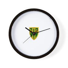 18th MP BDE Wall Clock