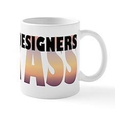 Interior Designers Kick Ass Mug