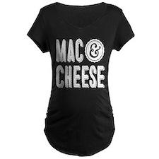 Mac & Cheese Maternity T-Shirt