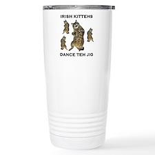 Cool Catz Stainless Steel Travel Mug