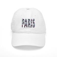 Paris Diamonds Baseball Cap