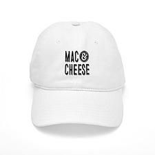 Mac & Cheese Baseball Baseball Cap