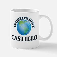 World's Best Castillo Mugs