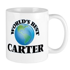 World's Best Carter Mugs