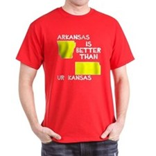 Arkansas better than Ur Kansas T-Shirt