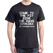 Come to the fit side cookies T-Shirt