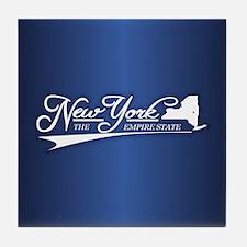 New York State of Mine Tile Coaster
