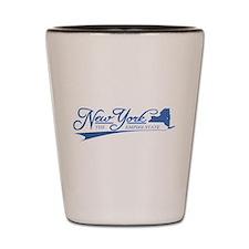 New York State of Mine Shot Glass