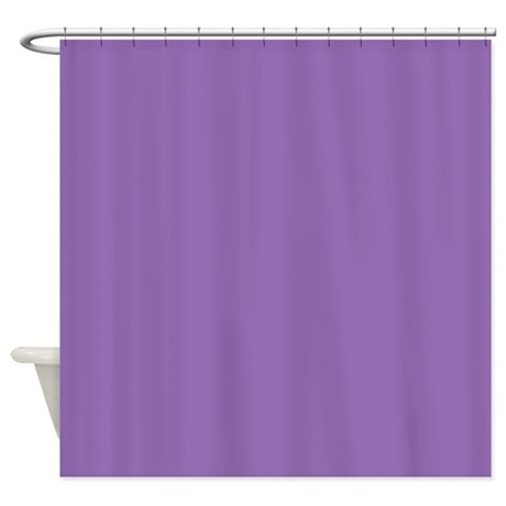 Purple Shower Curtain By Totallyfabulous