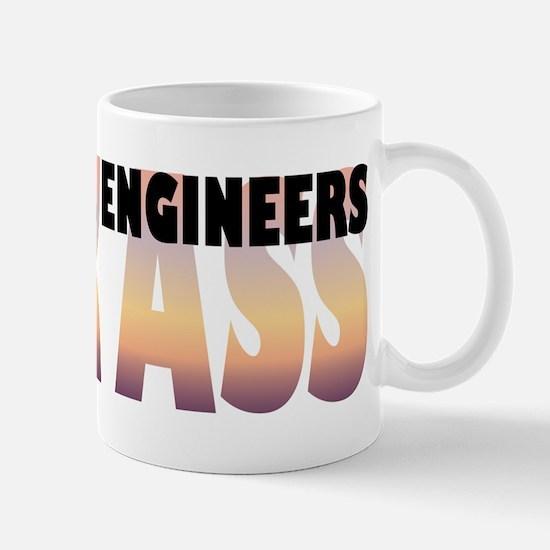 Industrial Engineers Kick Ass Mug