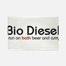 bio diesel Rectangle Magnet