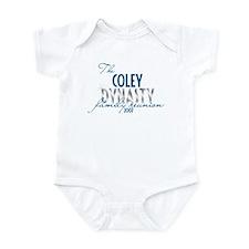COLEY dynasty Infant Bodysuit