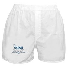 COLEMAN dynasty Boxer Shorts