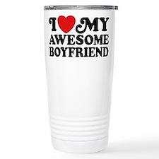Cute Valentine's day fiance Travel Mug