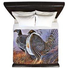 Sage Grouse King Duvet