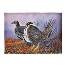 Sage Grouse 5'x7'Area Rug