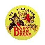 Baby Bear Bread #1 Ornament (Round)
