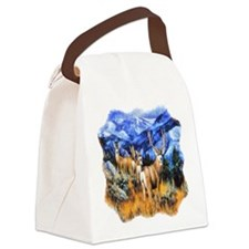 High Country Harem Canvas Lunch Bag