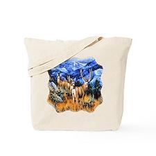 High Country Harem Tote Bag