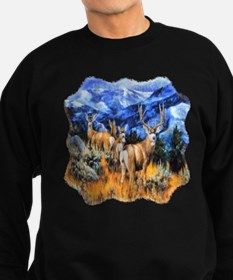 High Country Harem Sweatshirt (dark)