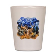 High Country Harem Shot Glass