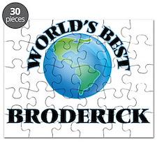 World's Best Broderick Puzzle
