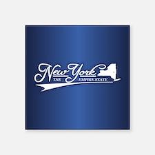 New York State of Mine Sticker