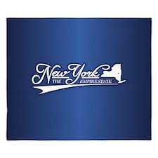 New York State of Mine King Duvet