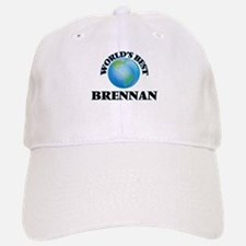 World's Best Brennan Baseball Baseball Cap