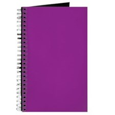 Orchid Solid Color Journal