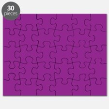 Orchid Solid Color Puzzle