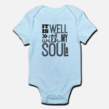 It is Well With My Soul Infant Bodysuit