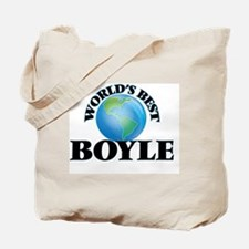 World's Best Boyle Tote Bag