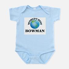 World's Best Bowman Body Suit